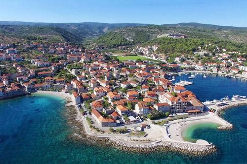 Apartmány v Chorvatsku