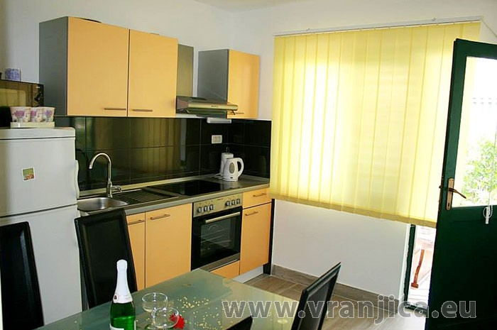 Chorvatcko Apartmán BRUNA - OKRUG GORNJI AP1 (4+1)