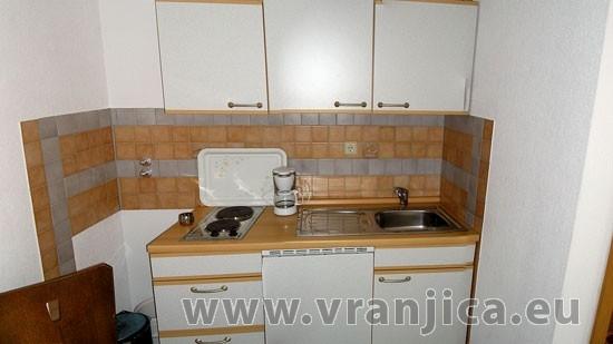 Chorvatcko Apartmán DANIJEL AP6 (2+2) AP2 (2)