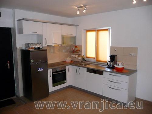 Chorvatcko Apartmán DJURDICA - ARBANIJA AP3 studio (2+1)