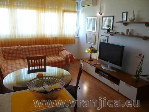 Chorvatcko Apartmán BRAOVAC AP1 (4+1)