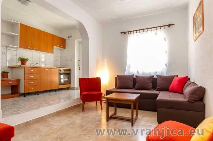Chorvatcko Apartmán LUKA AP4 (3+2)