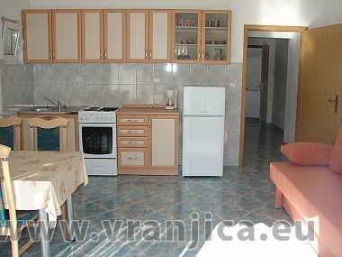 Chorvatcko Apartmán MIRKO - VINIŠČE AP1 (2+2) AP4 (2+1)
