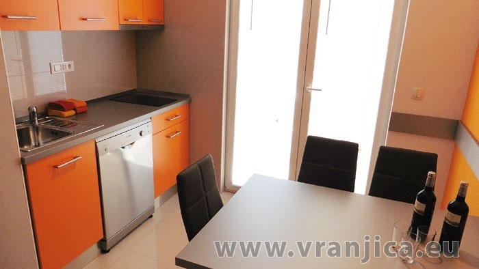 Chorvatcko Apartmán RADAČIČ AP5 (4+1)