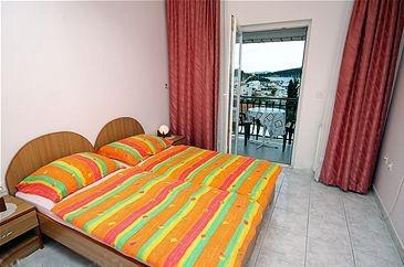 Chorvatcko Apartmán VINKO AP1 (6) Pokoj P1 (2)