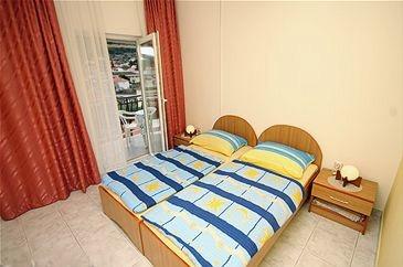 Chorvatcko Apartmán VINKO AP3 (2+2) Pokoj P2 (2)